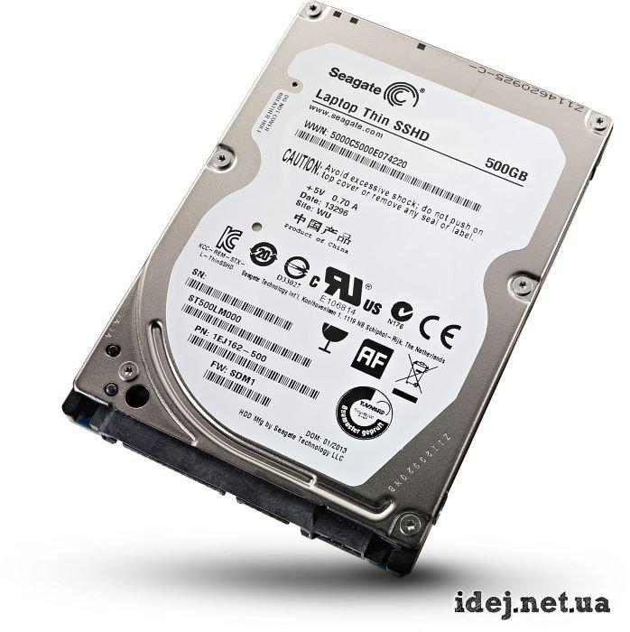Оптимальный накопитель: жесткий, SSD или гибридный диск