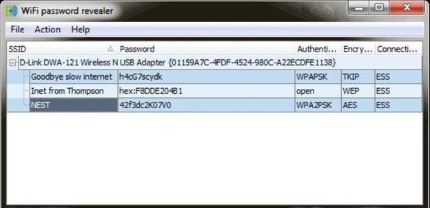 программа для подбора пароля к Wi-Fi