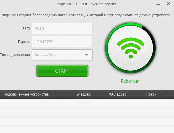 Magic Wi-Fi