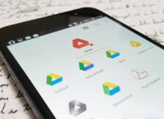 как пользоваться Google диском на Android