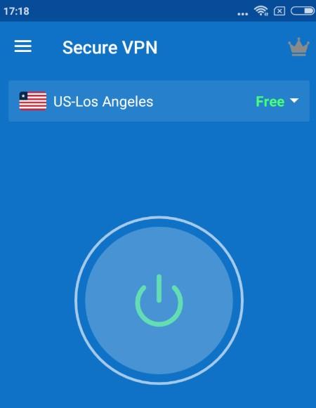 как поменять VPN на телефоне