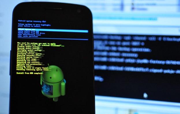 как установить Android на планшет фото 6