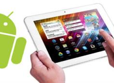 как установить Android на планшет фото 1