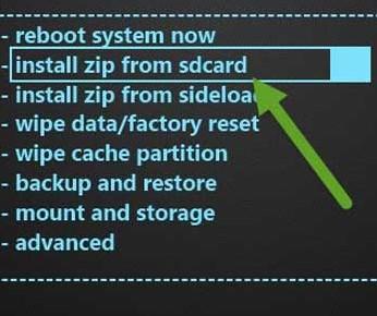 как сменить версию Android на планшете фото 3