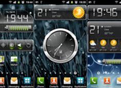 как установить виджет на Android