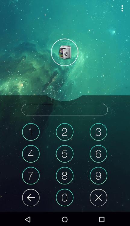 как поставить пароль на приложение в телефоне фото 1
