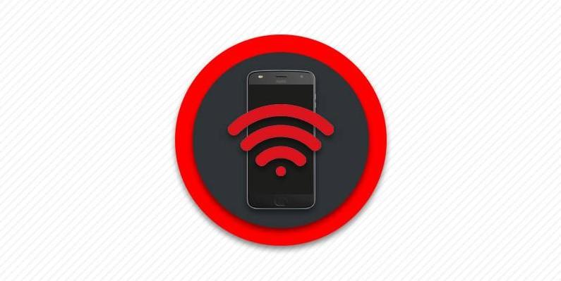 телефон не видит wi-fi роутер