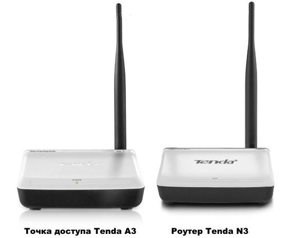 Чем отличается точка доступа от Wi-Fi роутера