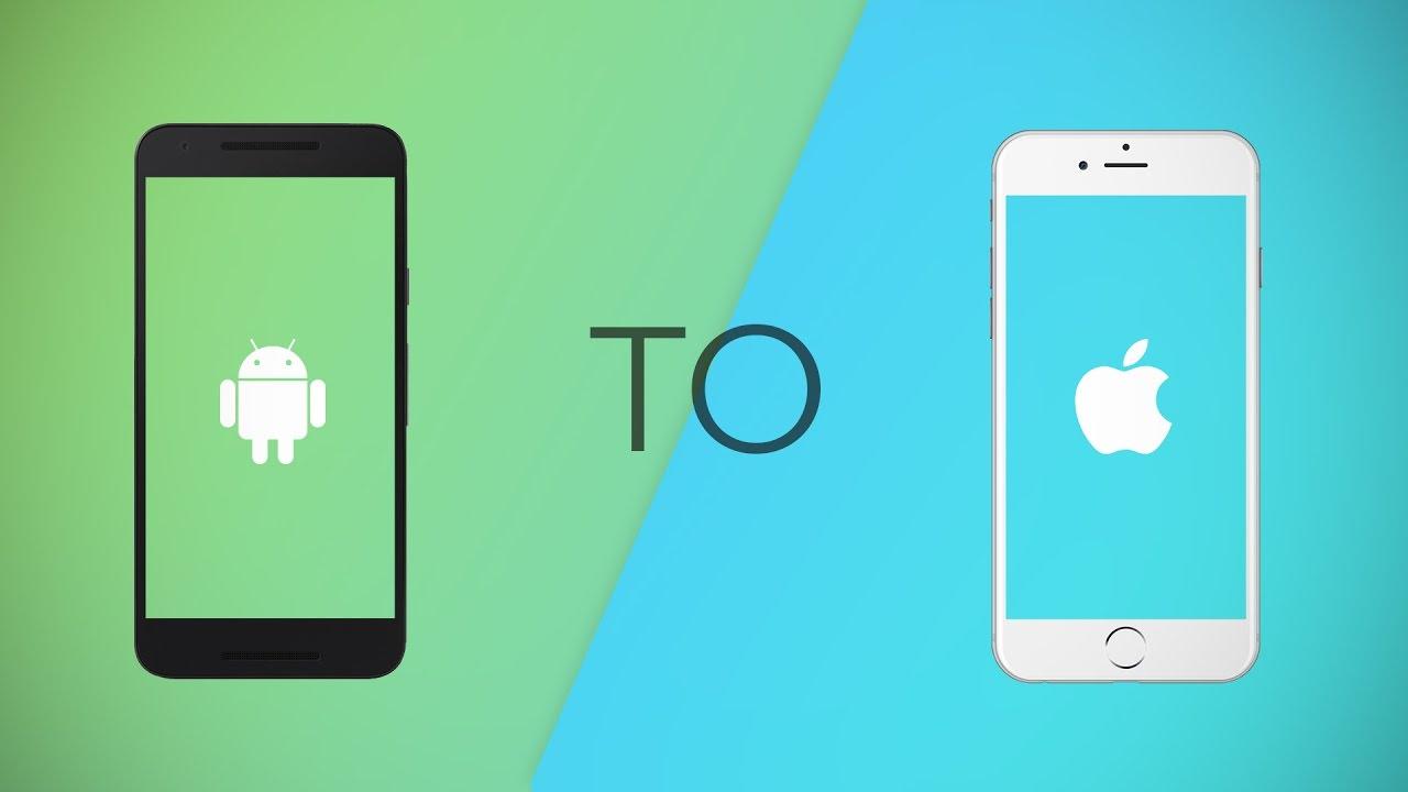 Как установить iOs на Android смартфон