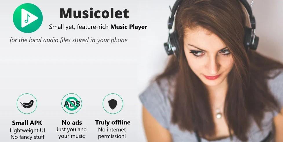 какой музыкальный проигрыватель лучше для Android