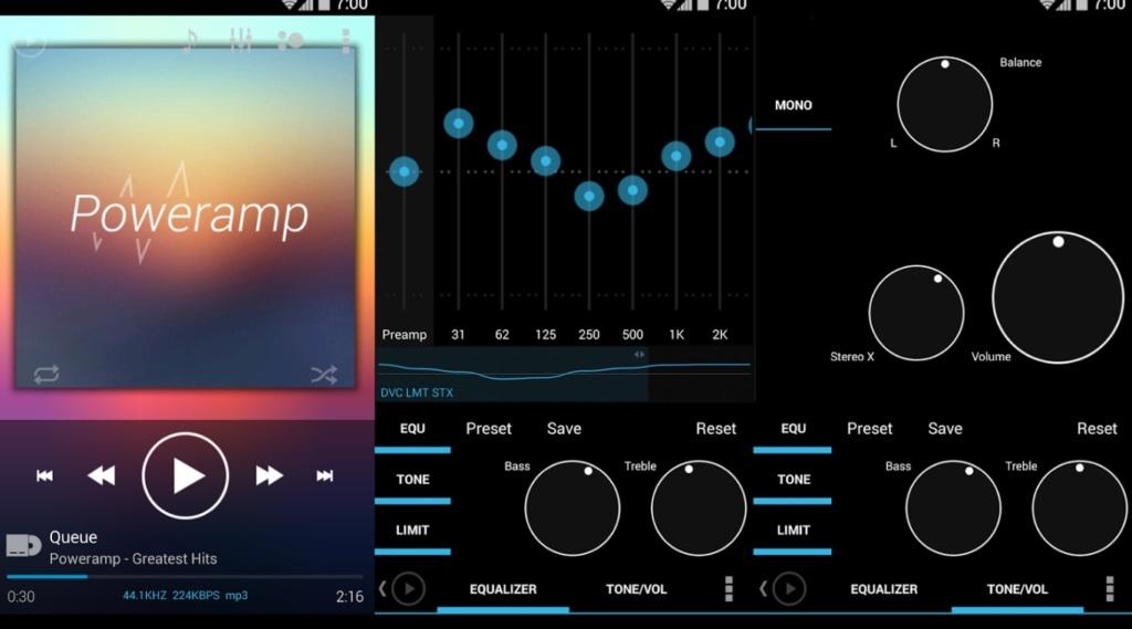 программа для музыки на Android