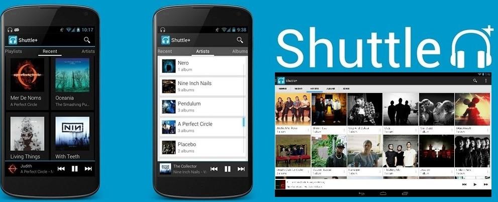 топ музыкальных плееров для Android