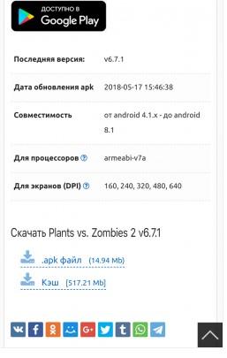 Как распаковывать кэш на Android