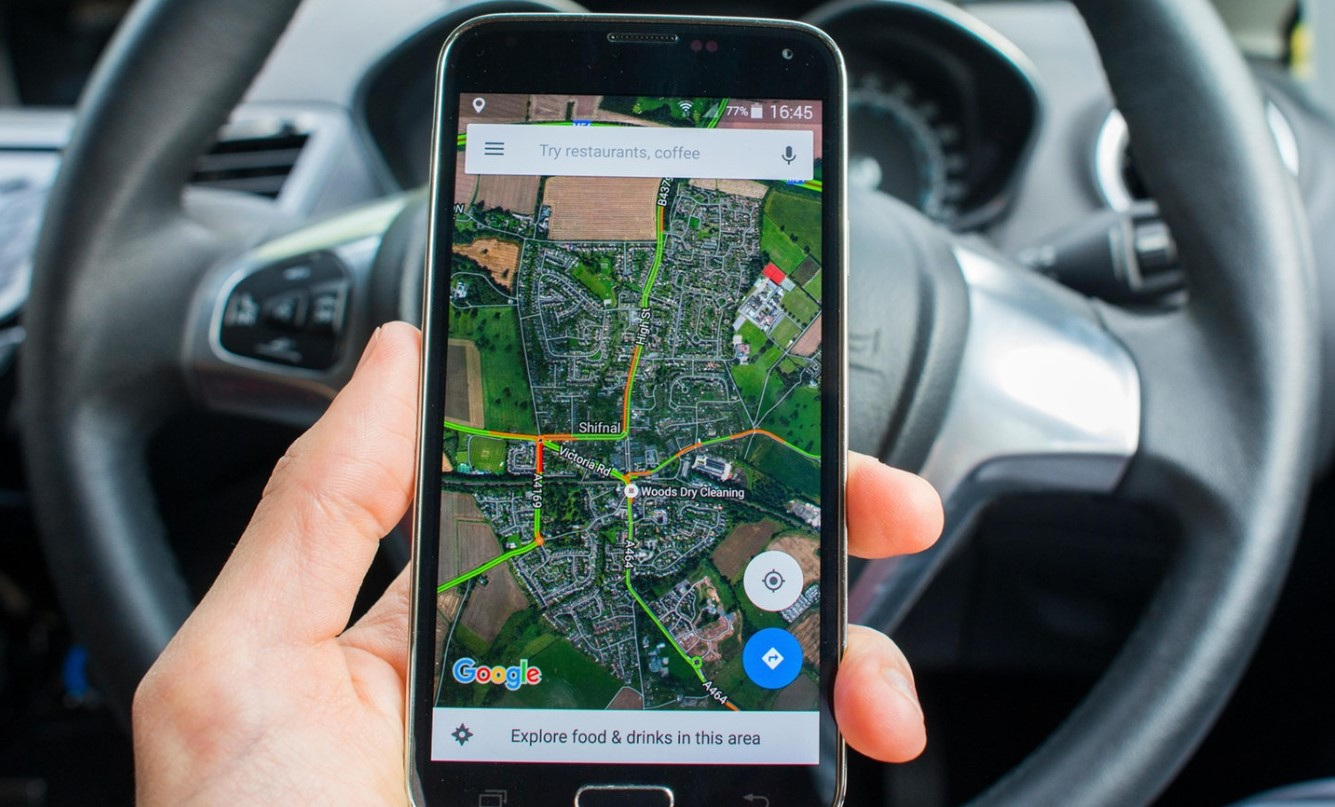 навигатор на Android без интернета
