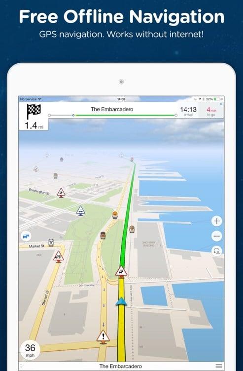 какой лучше навигатор для Android