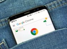Как очистить кэш Chrome Android