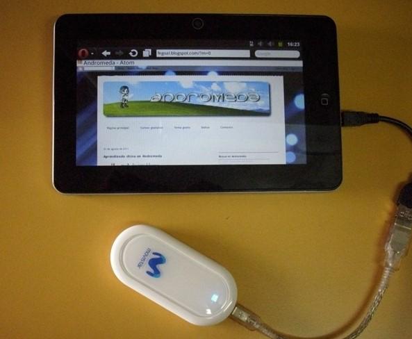 как настроить USB модем