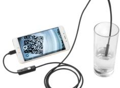 Как подключить Эндоскоп к телефону Android