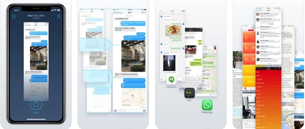 как сделать скриншот iphone